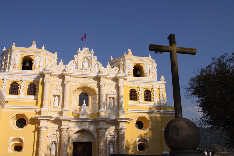 San Hermano Pedro Church