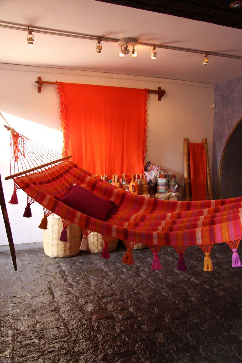Contemporary hammock