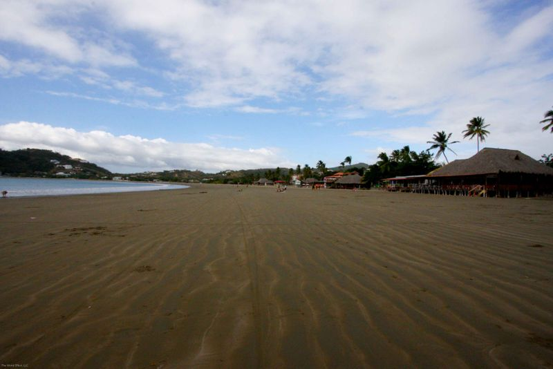 Beach in San Juan del Sur