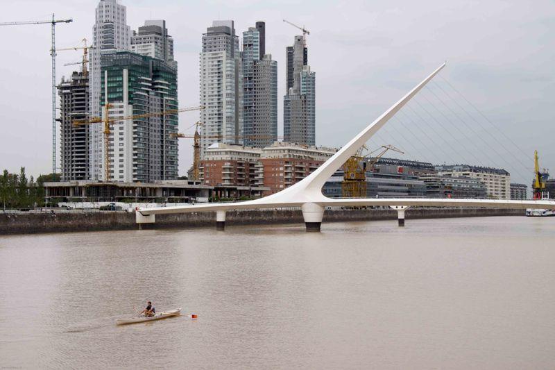 Puerto Madero Bridge