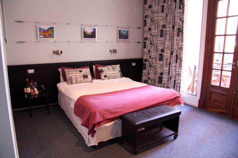 Bo Bo techno bedroom