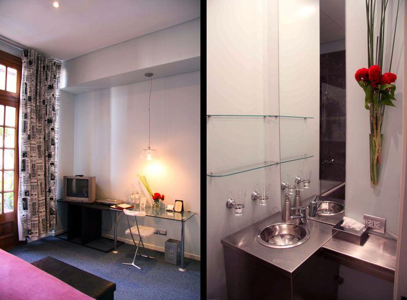 Bobo bedroom/bath