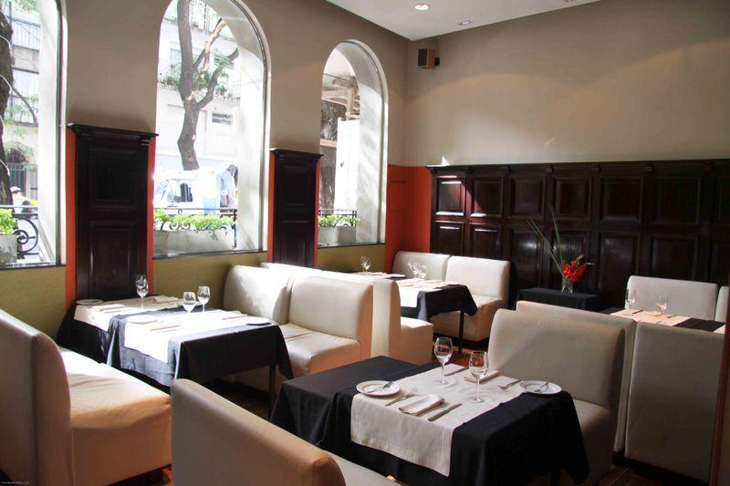 Bo Bo dining room