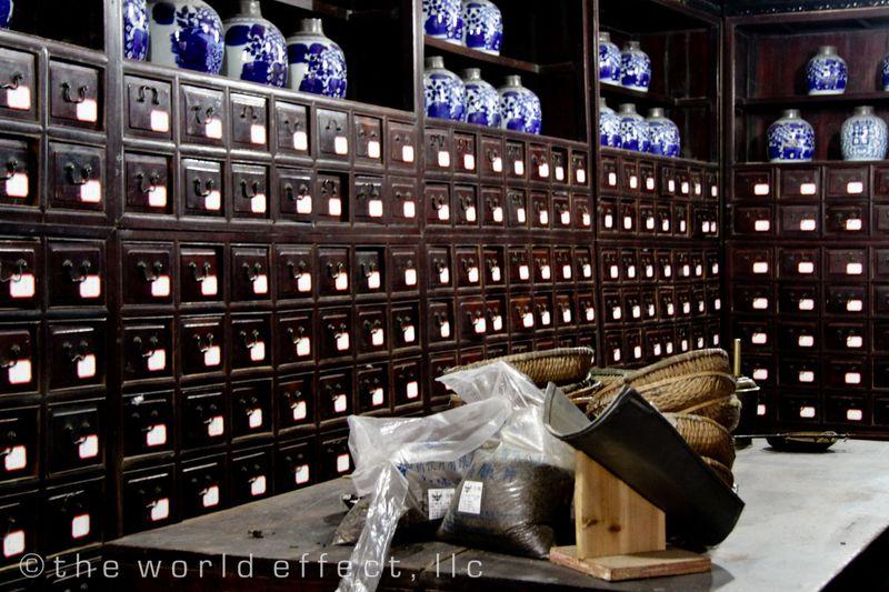 Zhujiojiao, China - Chinese Medicine