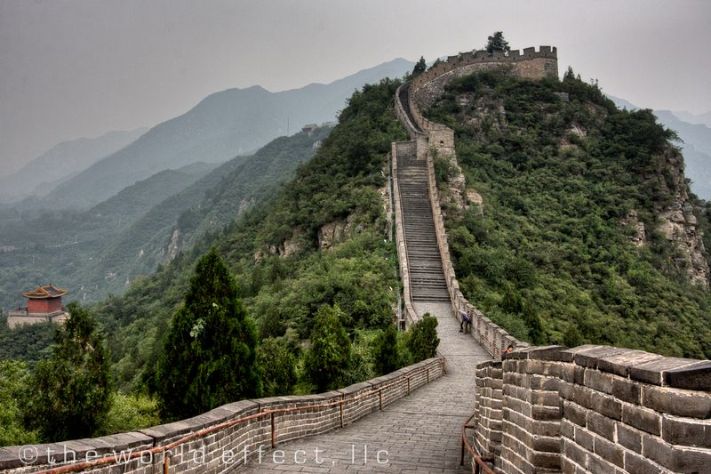 Beijing, China - Great Wall