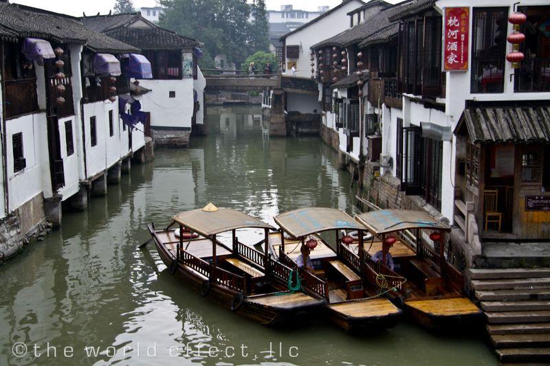 Zhujiojiao, China